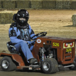 SATURDAY – Lawn Mower Races
